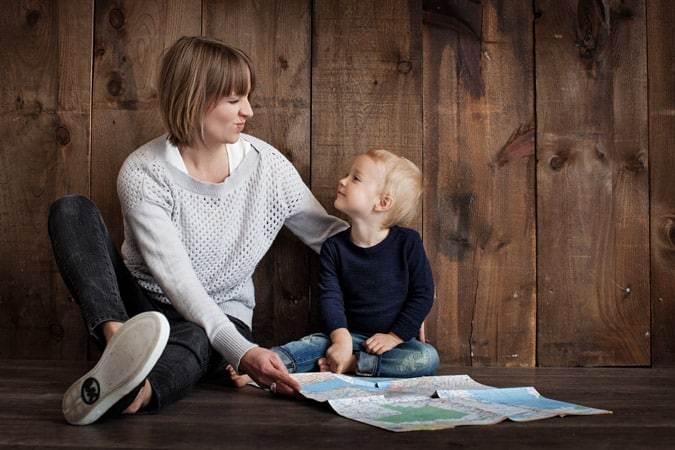 Strategies for using NLP with children & teenagers