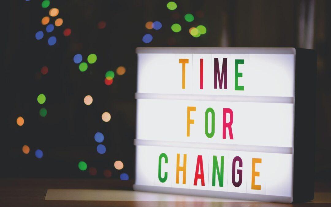 Changing through Choice